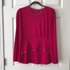 narciso rodriguez for design nation blouse